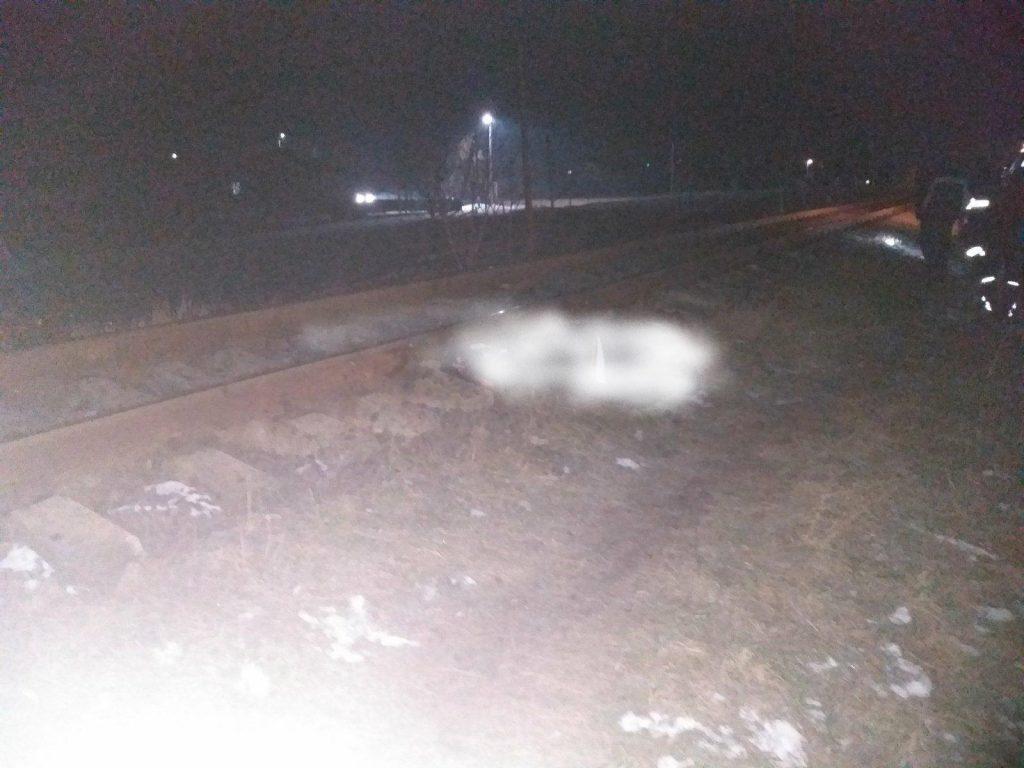 /FOTO/ Un bărbat a fost spulberat de un tren în raionul Sângerei 2 17.05.2021