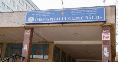 Alertă falsă cu explozibil la Spitalul Clinic Bălți