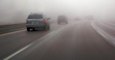Poleiul – fenomenul meteorologic periculos care dă bătăi de cap conducătorilor auto