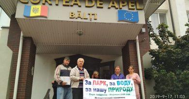 Бельцкий гражданской активист Николай Усатый попал в больницу с диагнозом COVD-19 3 14.04.2021