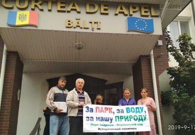 Бельцкий гражданской активист Николай Усатый попал в больницу с диагнозом COVD-19