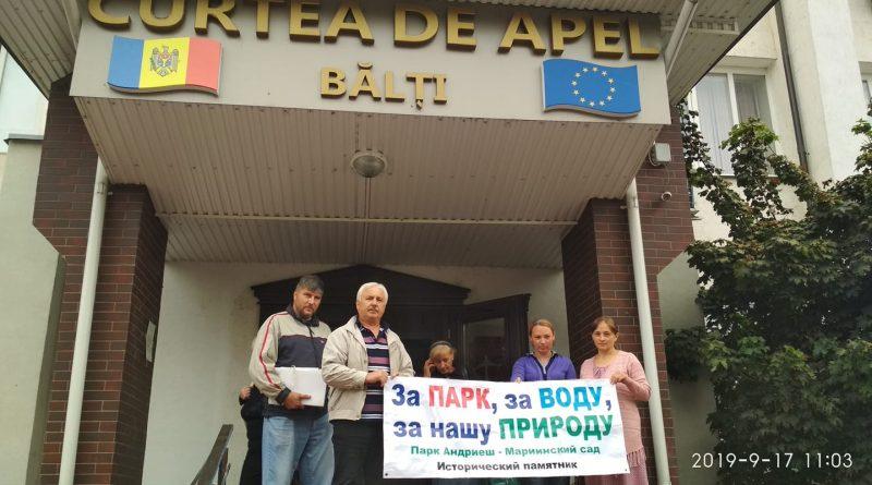 Бельцкий гражданской активист Николай Усатый попал в больницу с диагнозом COVD-19 1 08.03.2021