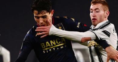 Fotbalistul din Bălți, Daniel Dumbrăvanu, a debutat în echipa clubului italian Genoa
