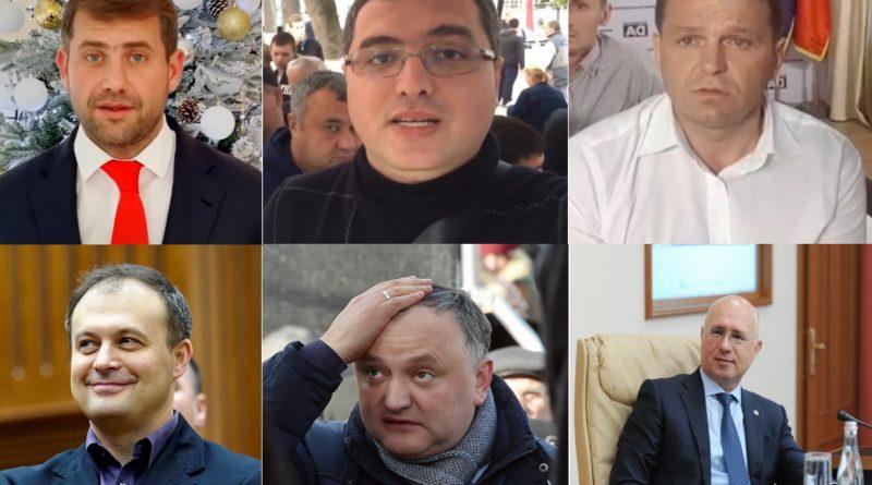 Foto Что пожелали молдавские политики гражданам Молдовы на 2021 год? 1 25.07.2021