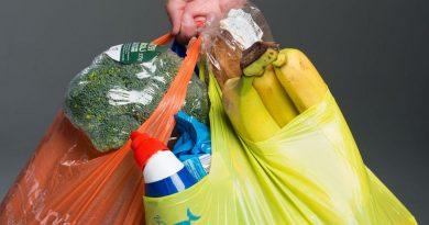 С 1-го января в Молдове запрещены продажа и использование пластиковых пакетов