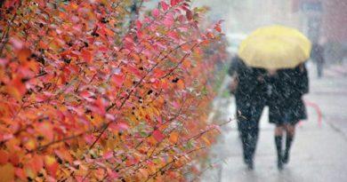 Atenție! Meteorologii anunță Cod Galben de răcire bruscă a vremii pe întreg teritoriul țării