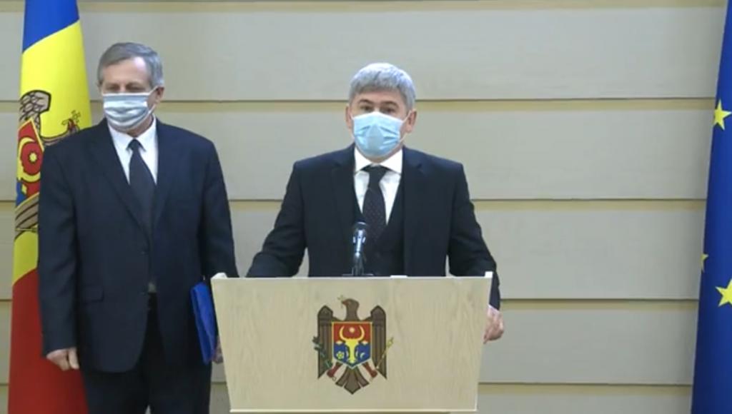 """Foto Șefi de la Poștă și ASP: """"Poșta Moldovei s-a transformat în filiala unui partid"""" 2 29.07.2021"""