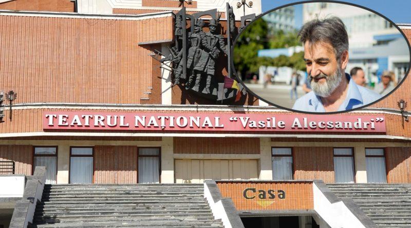 Fostul director al Teatrului Vasile Alecsandri din Bălți implicat în conflict de interese. Slavian Vlad decăzut din dreptul de a mai ocupa funcții publice pentru o perioadă de 3 ani