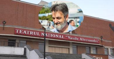 Foto Бывший директор Театра Василе Александри в Бэлць замешан в конфликте интересов 4 22.09.2021