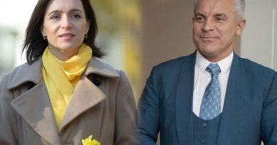 """/DOC/ Maia Sandu i-a retras lui Vladimir Plahotniuc distincția """"Ordinul Republicii"""""""