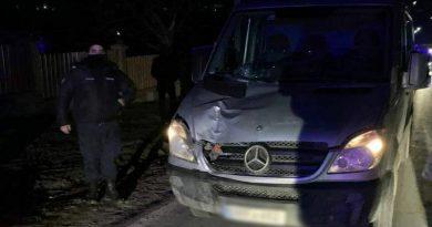 Un bărbat a fost tamponat mortal de o mașină în raionul Râșcani
