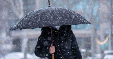 Avertizare meteo: Cod Galben de schimbare bruscă a vremii. Se așteaptă temperaturi de până la -22 de grade