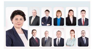 Программа работы и список правительства, предложенные Натальей Гаврилицей, переданы в парламент 4 15.05.2021