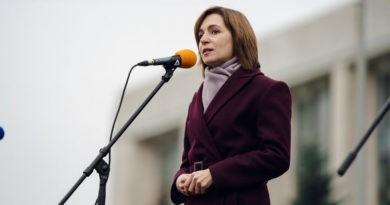Maia Sandu despre achizițiile Președinției: Nu vom cumpăra nici mobilă și nici covoare