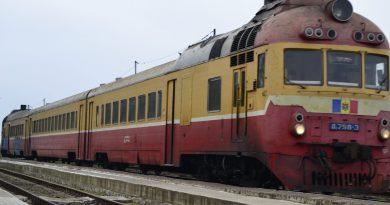 Calea Ferată a Moldovei suspendă circulația internă a trenurilor începând cu 12 februarie