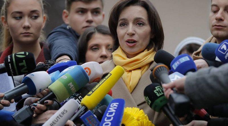Президент Республики Молдова Майя Санду совершит официальный визит в Париж 3-4 февраля 1