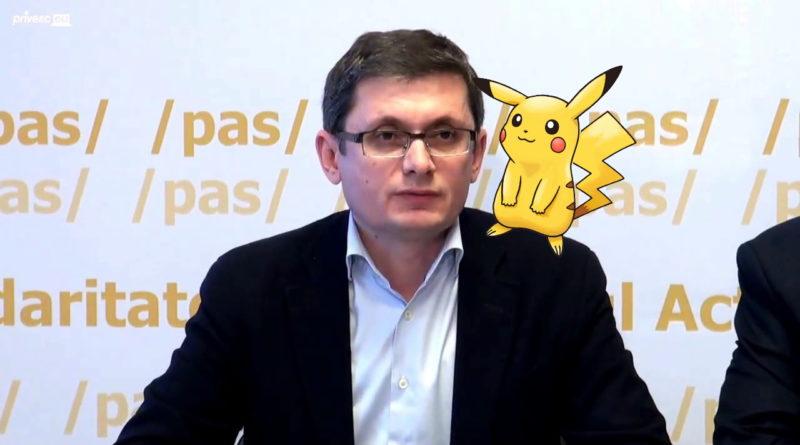 Мариана Дурлештяну подала в суд на депутата ПДС Игоря Гросу и сравнила его с покемоном 1 12.05.2021