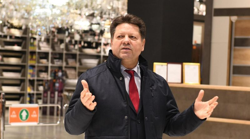 Deputatul Ștefan Gațcan nu mai beneficiază de pază de stat