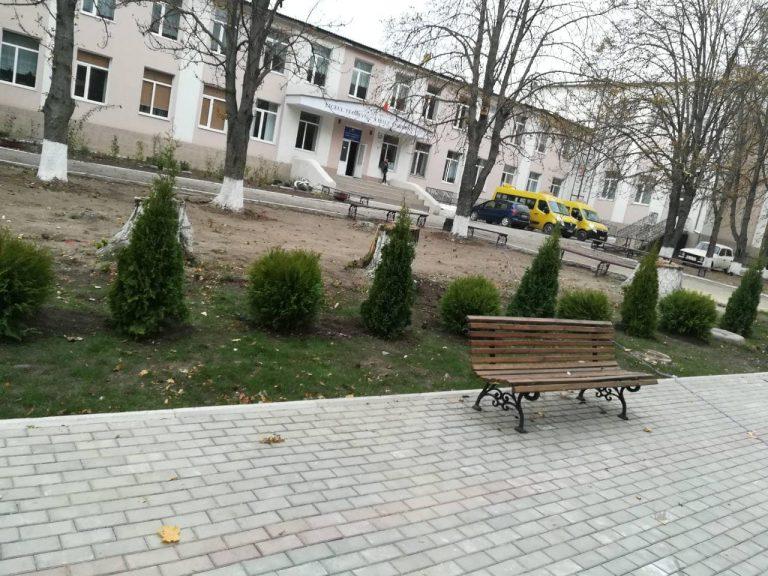 Foto /FOTO/ Un liceu din orașul Glodeni a fost modernizat prin intermediul unui program guvernamental 2 05.08.2021
