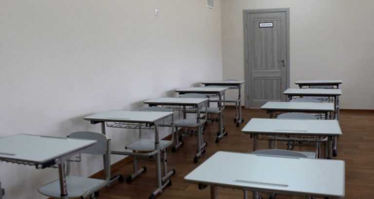 Foto /FOTO/ Un liceu din orașul Glodeni a fost modernizat prin intermediul unui program guvernamental 5 05.08.2021