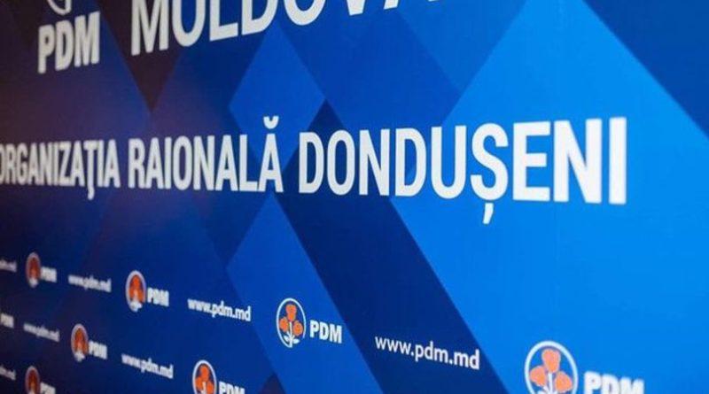 /DOC/ Mai mulți primari din raionul Dondușeni au părăsit Partidul Democrat