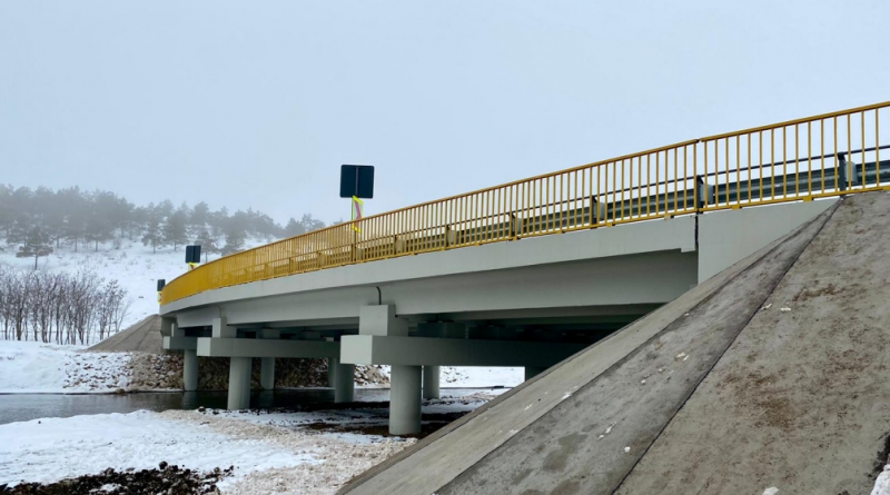 Podul peste râul Răut de lângă satul Ștefănești, raionul Florești, a fost dat în exploatare
