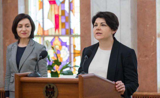 Конституционный суд признал указ Майи Санду о повторном назначении кандидата в премьер-министры неконституционным 47 17.04.2021