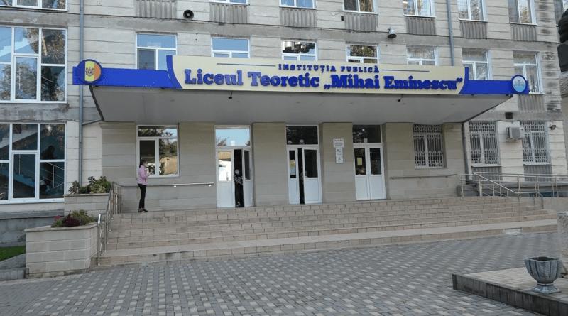 """/VIDEO/ În liceul """"Mihai Eminescu"""" din municipiul Bălți a fost lansat un post de radio"""