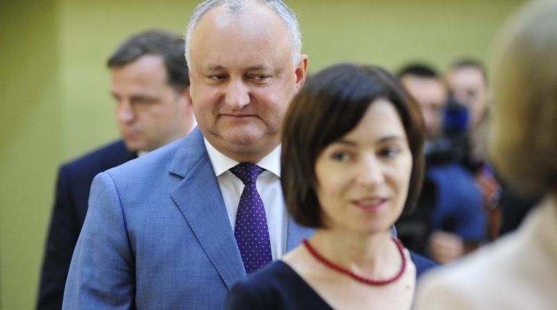 Игорь Додон проиграл дело, возбужденное против него Платформой за гендерное равенство 1 14.04.2021