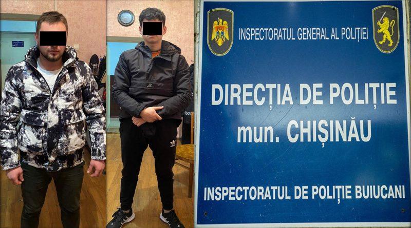 Trei tineri din raionul Fălești riscă până la șase ani de închisoare pentru comiterea mai multor escrocherii