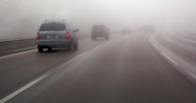 Atenție! Meteorologii au emis Cod Galben de ceață pe întreg teritoriul țării