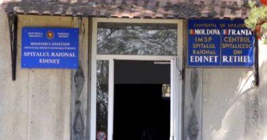 Spitalul Raional Edineț, obligat să restituie unei persoane banii cheltuiți în spital pe medicamente pentru tratarea coronavirusului