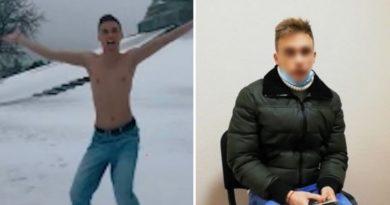 Foto Российского тиктокера задержали после полуголых танцев на Мамаевом кургане 4 25.07.2021
