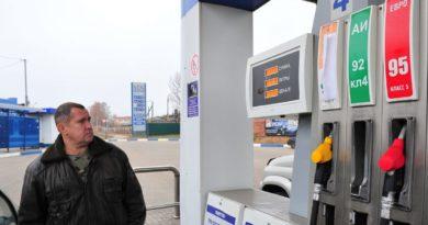 Цены на бензин и солярку снова выросли на 60-70 банов 2 12.05.2021