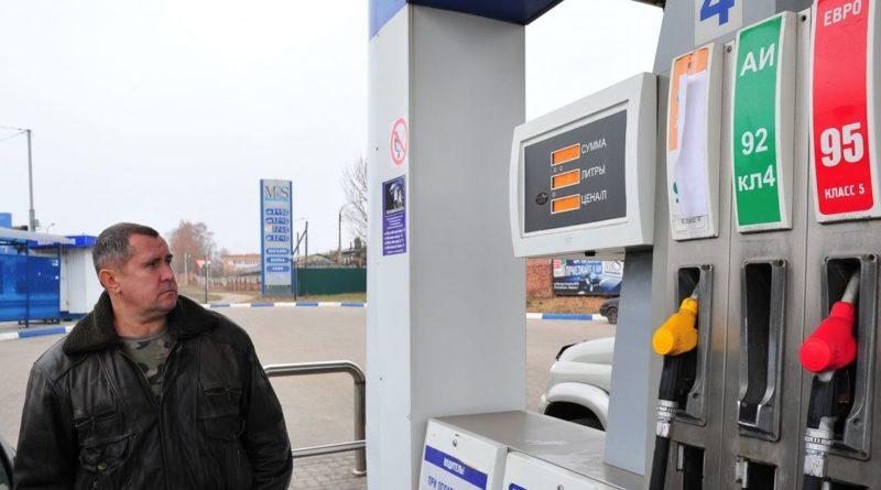 Цены на бензин и солярку снова выросли на 60-70 банов