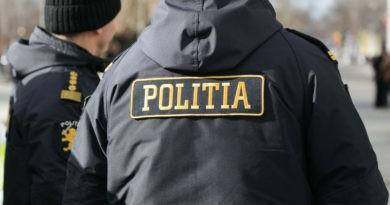 По всей Молдове прекращен прием граждан в инспекторатах полиции 20