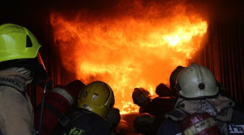 O femeie din orașul Sângerei a ars de vie în propria locuință