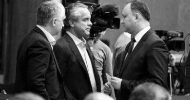 Игорь Додон: Бывший лидер Демпартии Молдовы Владимир Плахотнюк был незаконно лишен Ордена Республики 4 14.04.2021