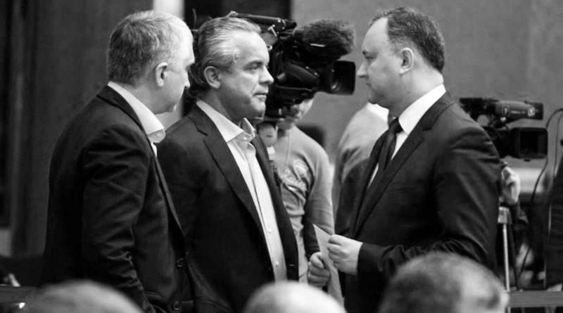 Игорь Додон: Бывший лидер Демпартии Молдовы Владимир Плахотнюк был незаконно лишен Ордена Республики 36 17.04.2021