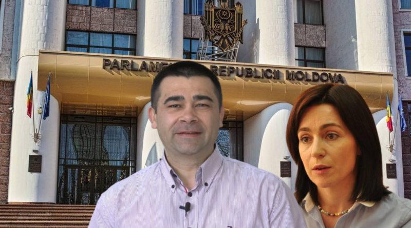 Депутат Николай Паскару: Майя Санду показала политическую шизофрению, которая состоит из мании величия 18 17.04.2021
