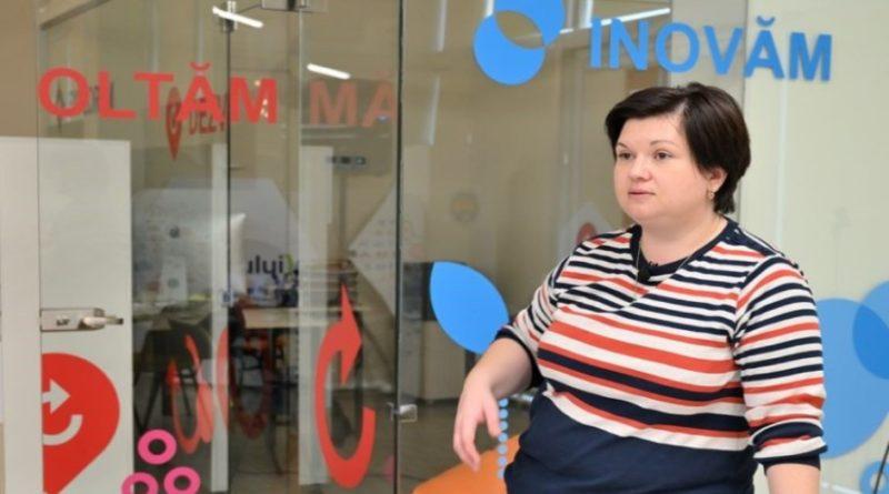 O profesoară din Bălți a devenit o promotoare a transformării digitale