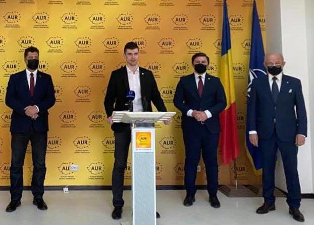 În Republica Moldova a fost lansat partidul AUR