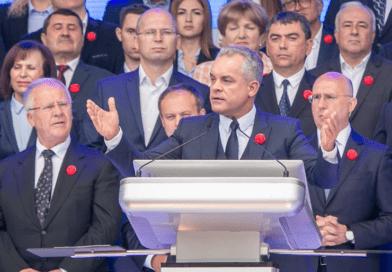 Генеральный прокурор Александр Стояногло заявил, что в парламенте есть депутаты, которые участвовали в краже миллиарда