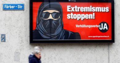 Foto В Швейцарии проходит референдум о запрете скрывать лицо в публичных местах 3 05.08.2021