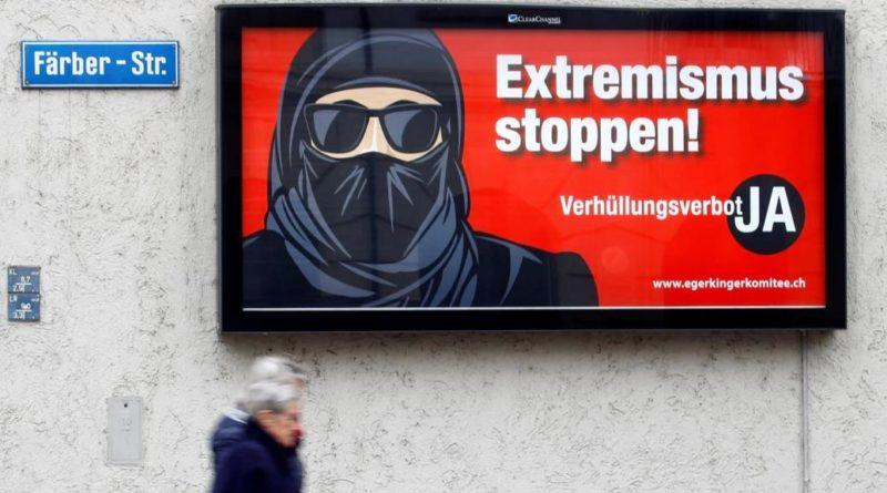 Foto В Швейцарии проходит референдум о запрете скрывать лицо в публичных местах 1 29.07.2021
