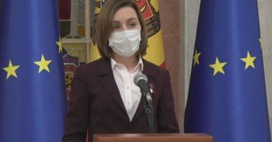 Молдова на пороге локдауна: ВСБ предлагает ввести Чрезвычайное положение на две недели 4 18.05.2021