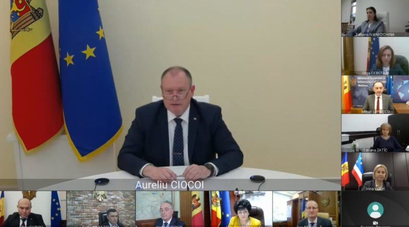 Правительство Республики Молдова обращается с просьбой к парламенту о введении чрезвычайного положения в стране 21 14.04.2021