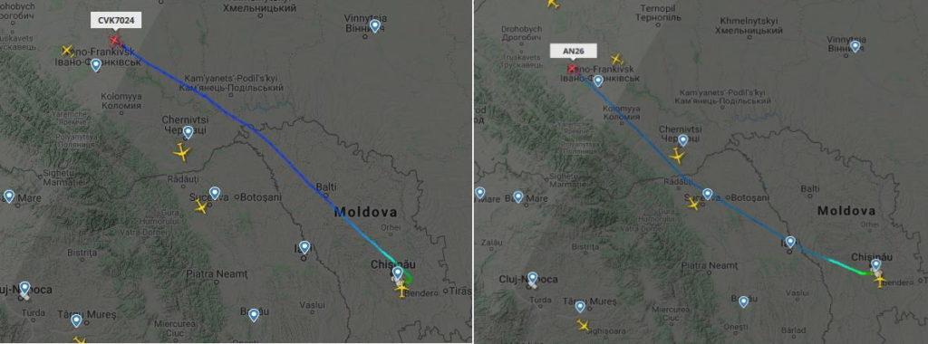 В Молдове происходят ночные «шпионские игры» с участием грузовых транспортных самолетов «Antonov»? 5 18.04.2021