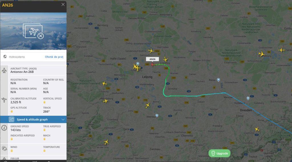 В Молдове происходят ночные «шпионские игры» с участием грузовых транспортных самолетов «Antonov»? 10 18.04.2021