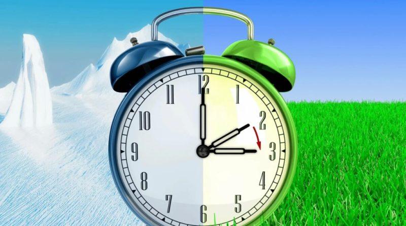 Молдова в последний раз переходит на «летнее время» 2 13.04.2021